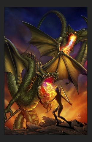 Grimm Fairy Tales: Wonderland #40 (Mychaels Cover)