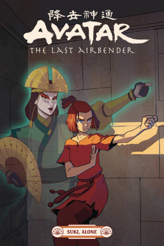 Avatar: The Last Airbender - Suki, Alone