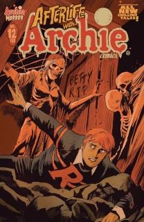 Afterlife With Archie #12 (Francavilla Cover)