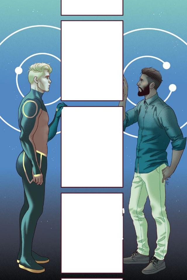 Peter Cannon: Thunderbolt #5 (30 Copy Ganucheau Virgin Cover)