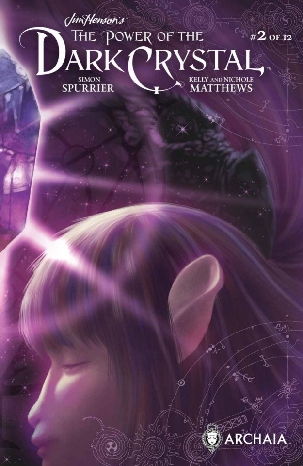 The Power of the Dark Crystal #2 (2nd Printing)
