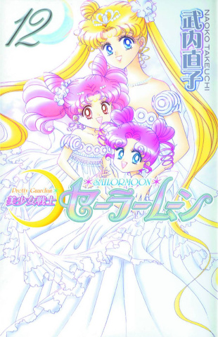 Sailor Moon Vol. 12
