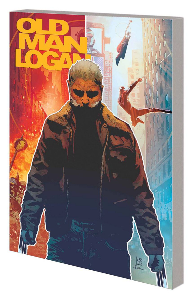 Old Man Logan Vol. 1: Berzerker