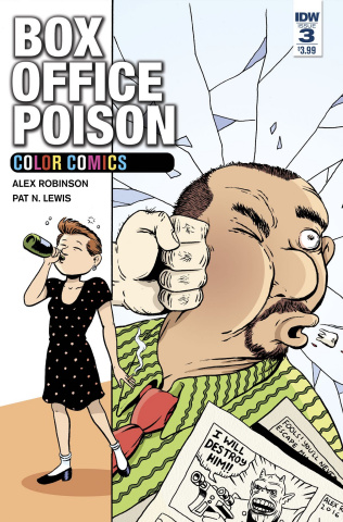 Box Office Poison: Color Comics #3