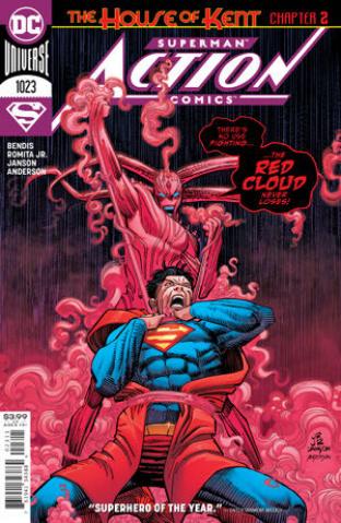 Action Comics #1023 (John Romita Jr Cover)