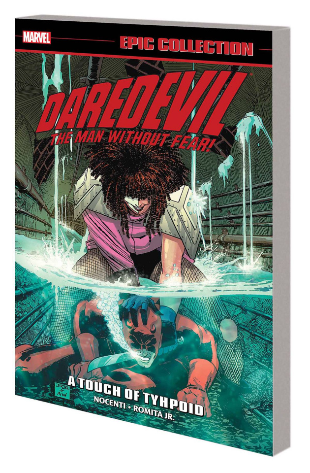 Daredevil: A Touch of Typhoid