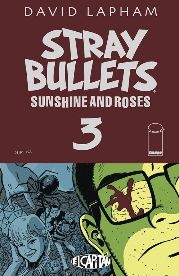 Stray Bullets: Sunshine and Roses #3