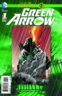 Green Arrow: Future's End #1 (Standard Cover)