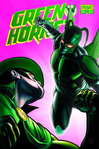 The Green Hornet #34