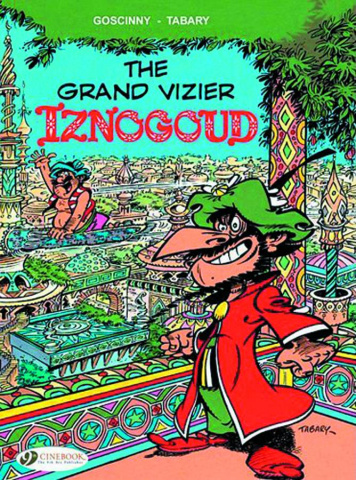Iznogoud Vol. 9: The Grand Vizier