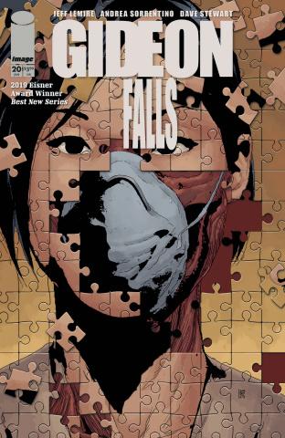Gideon Falls #20 (Sorrentino Cover)