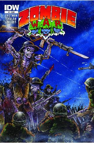 Zombie War #1