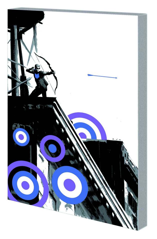 Hawkeye Vol. 1: My Life As Weapon