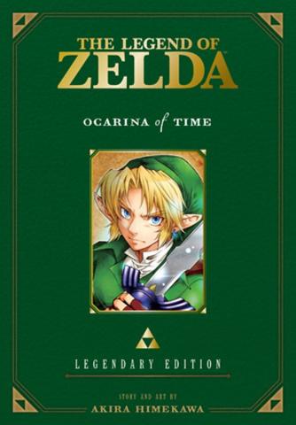 The Legend of Zelda Vol. 1: Ocarina of Time (Legendary Edition)
