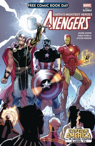 Avengers / Captain America FCBD 2018 Special