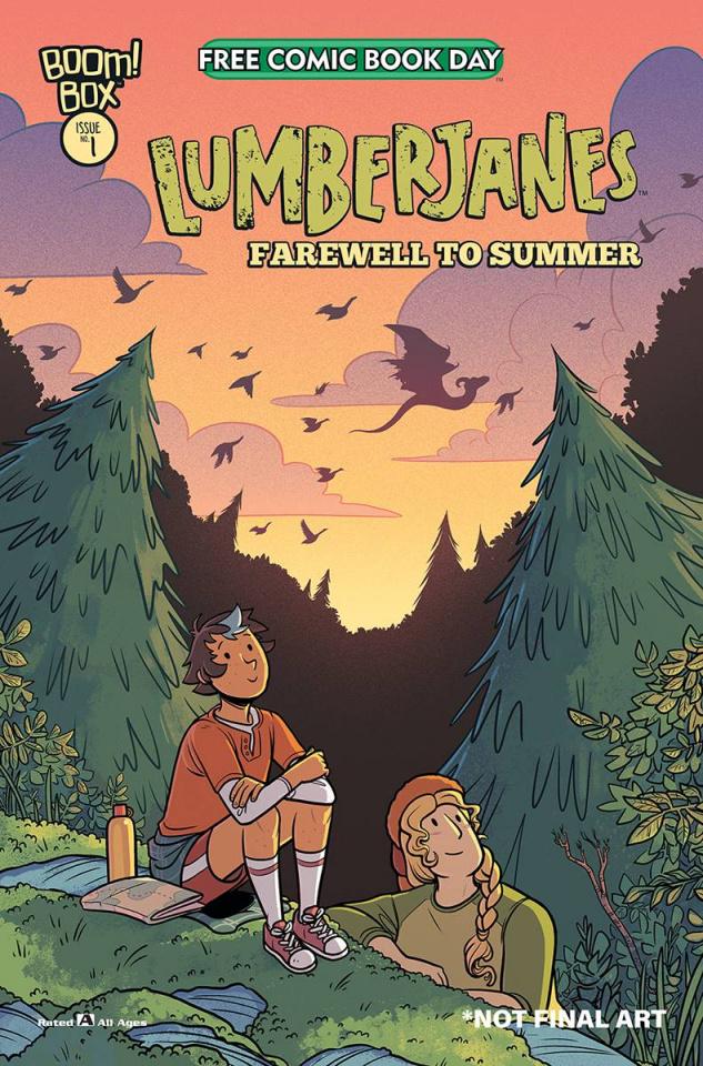 Lumberjanes: Farewell to Summer (FCBD 2020)