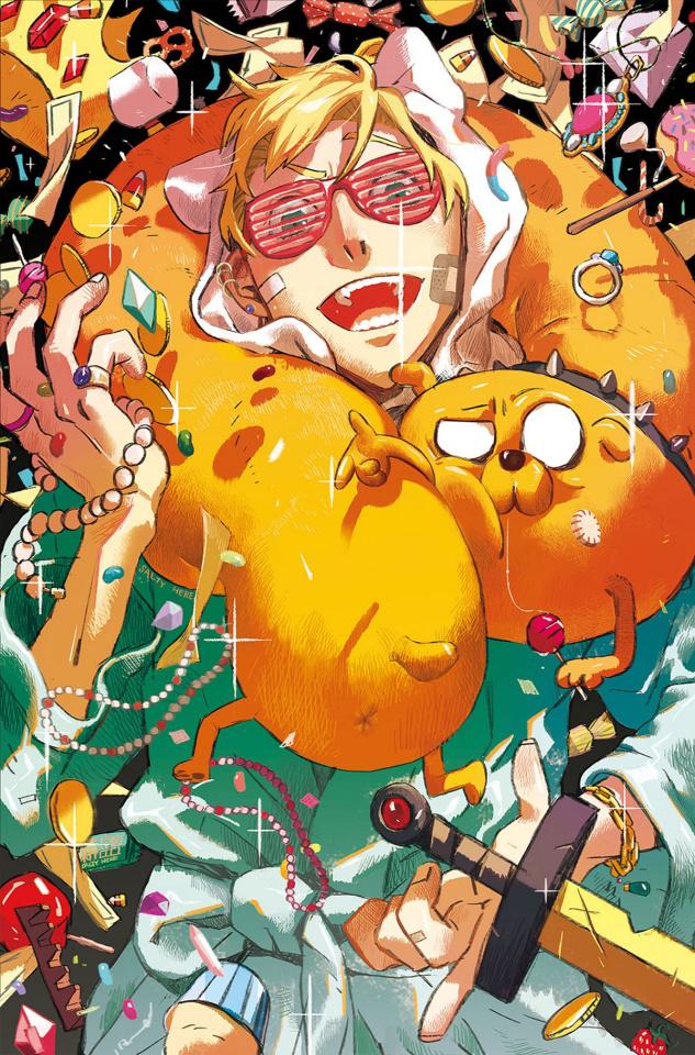 Adventure Time Comics #1 (5 Copy Salty Cover)