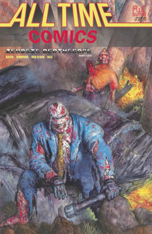 All Time Comics: Zerosis Deathscape #1