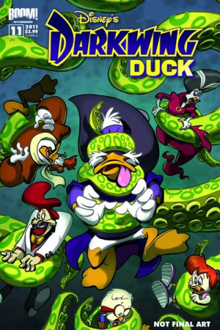 Darkwing Duck #11