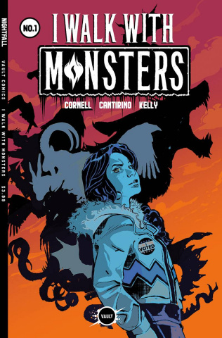 I Walk With Monsters #1 (Daniel Gooden Cover)