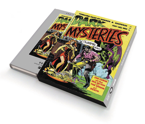 Dark Mysteries Vol. 1 (Slipcase Edition)