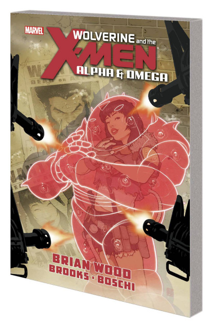 Wolverine and the X-Men: Alpha & Omega