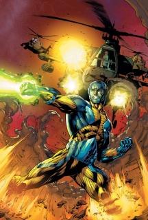 X-O Manowar #41 (Bernard Cover)