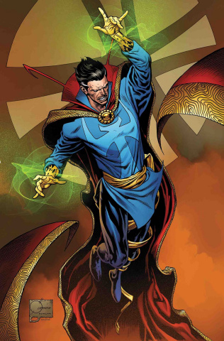 Doctor Strange #10 (Quesada Cover)