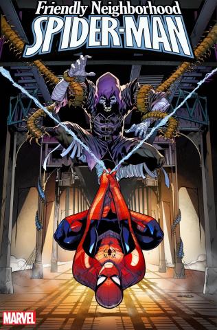 Friendly Neighborhood Spider-Man #10 (Sliney / BobG Cover)