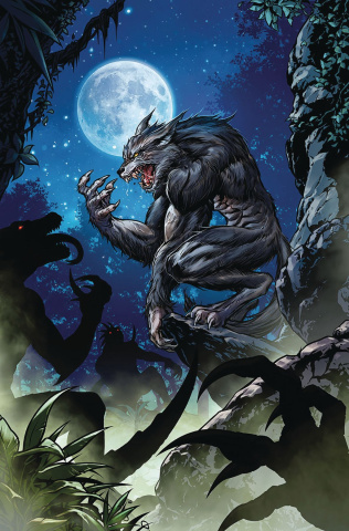 Monster Planet #1 (Riveiro Cover)