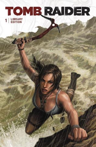 Tomb Raider Vol. 1 (Library Edition)