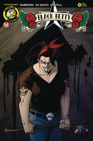 Black Betty #4 (Maccagni Cover)