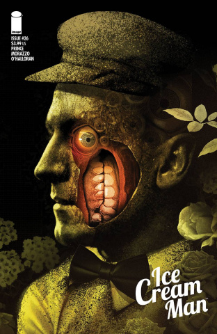 Ice Cream Man #26 (Eckman-Lawn Cover)