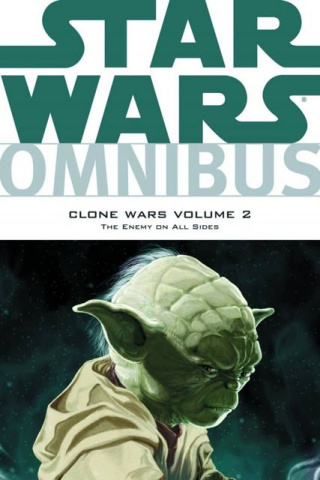 Star Wars: The Clone Wars Vol. 2: The Enemy on All Sides