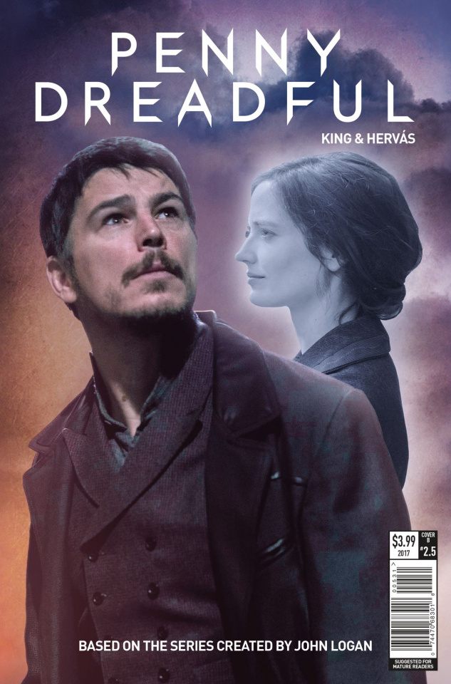 Penny Dreadful #5 (Photo Cover)