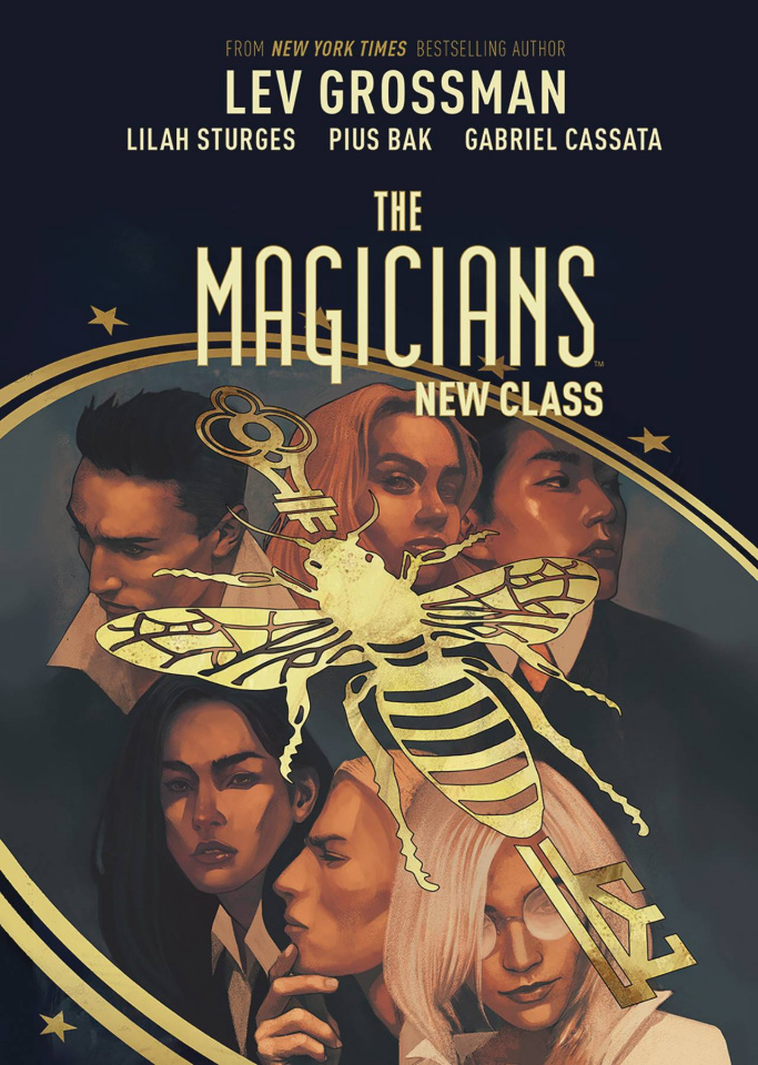 The Magicians: New Class