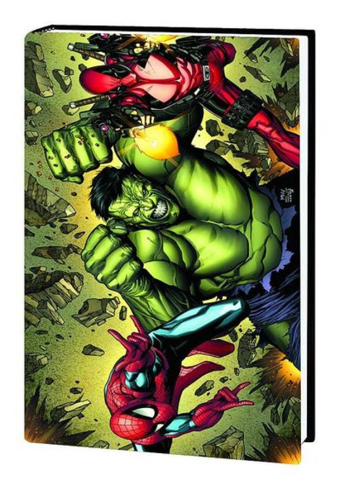 Deadpool / Spider-Man / Hulk: Identity Wars
