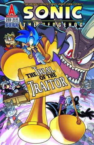 Sonic the Hedgehog #234