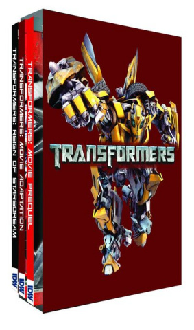Transformers Movie Slipcase Collection Vol. 1
