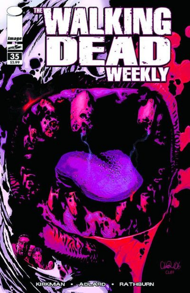 The Walking Dead Weekly #35