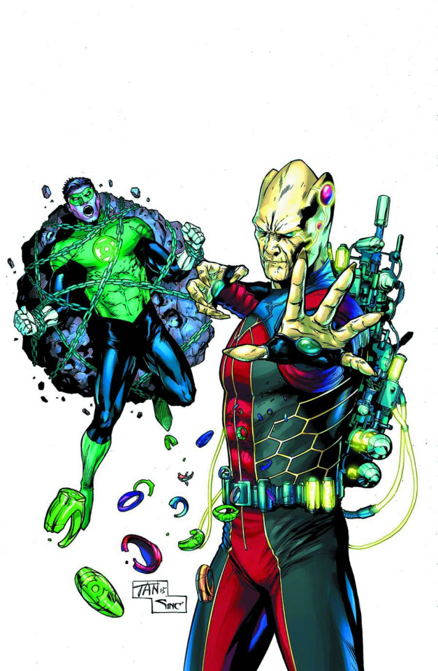 Green Lantern #23.1: The Relic