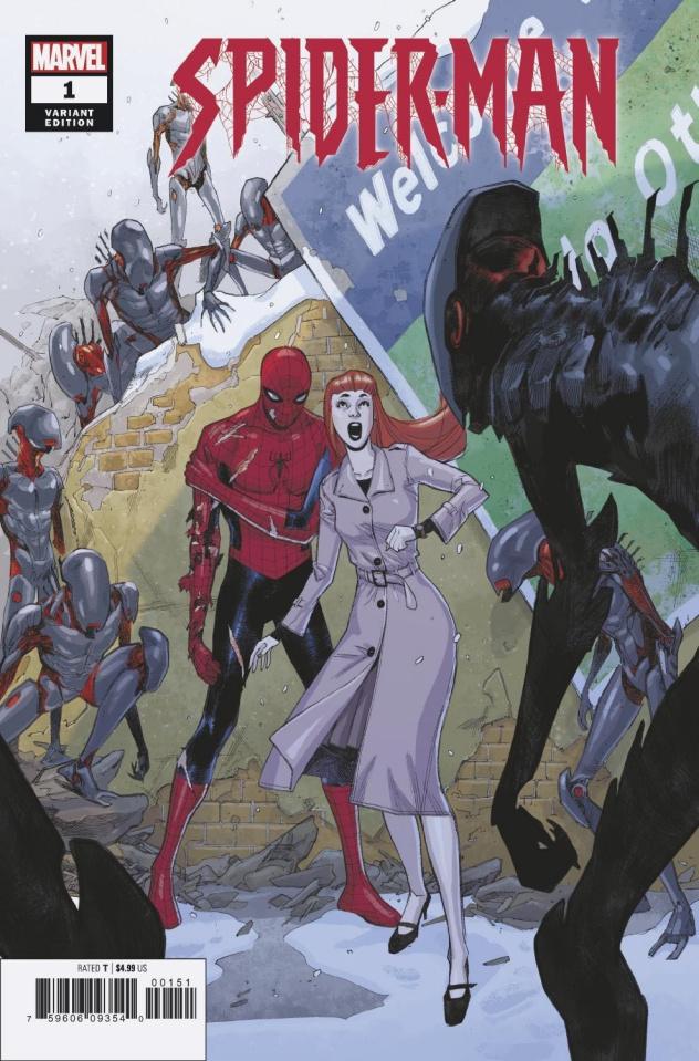 Spider-Man #1 (Pichelli Cover)