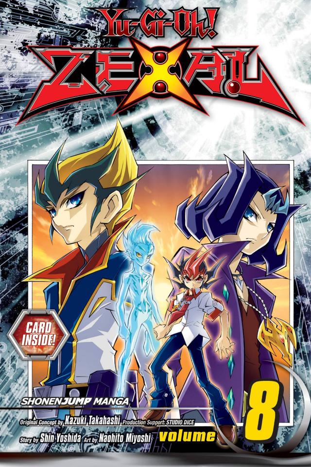 Yu-Gi-Oh!: Zexal Vol. 8