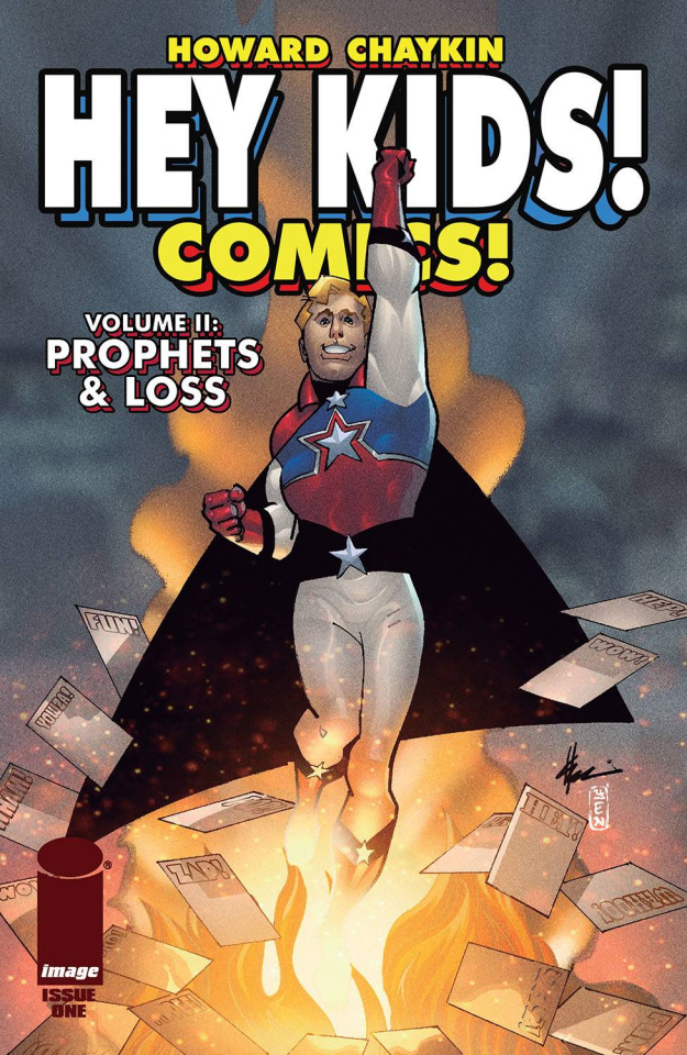 Hey Kids! Comics! Prophets & Loss #1