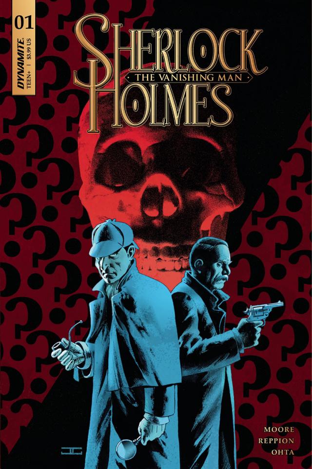 Sherlock Holmes: The Vanishing Man #1 (Cassaday Cover)
