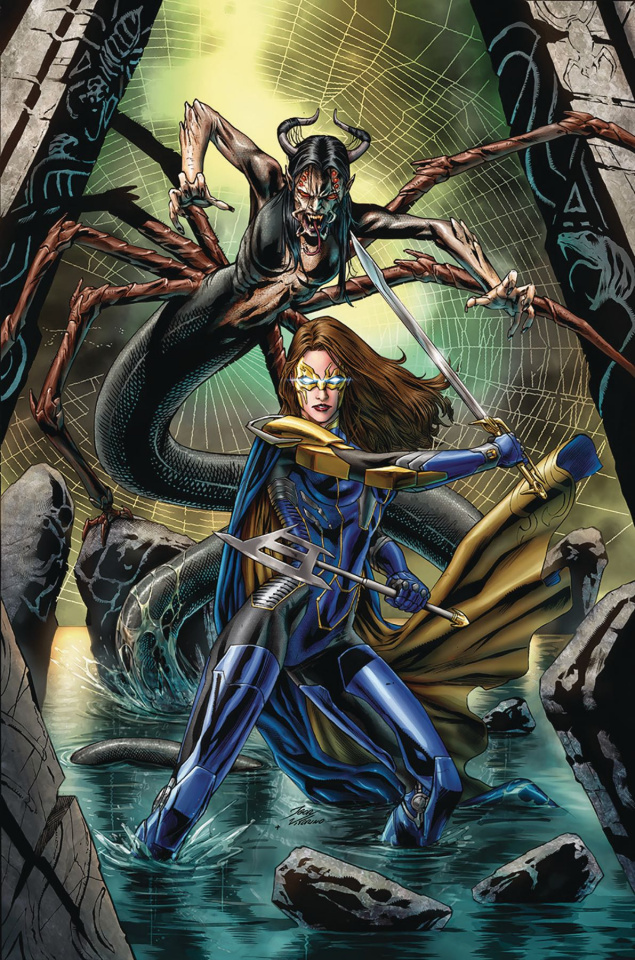 Belle: Oath of Thorns #2 (Vitorino Cover)