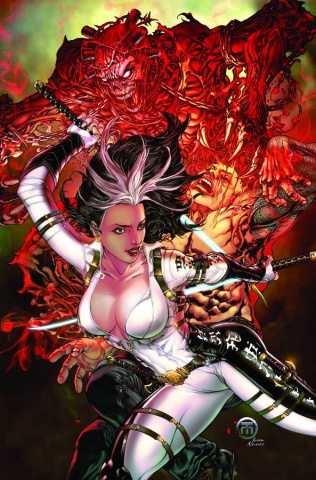 Grimm Fairy Tales: Demons Unseen #2 (Tolibao Cover)