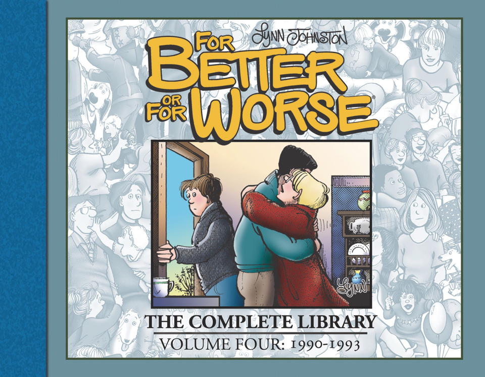 For Better or for Worse Vol. 4 (The Complete Library)