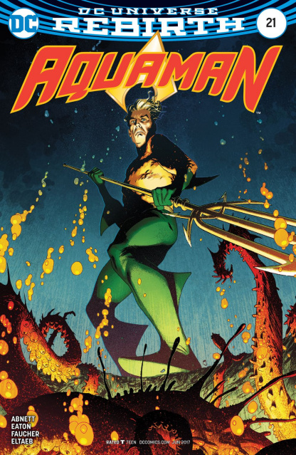 Aquaman #21 (Variant Cover)