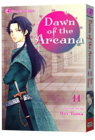 Dawn of the Arcana Vol. 11